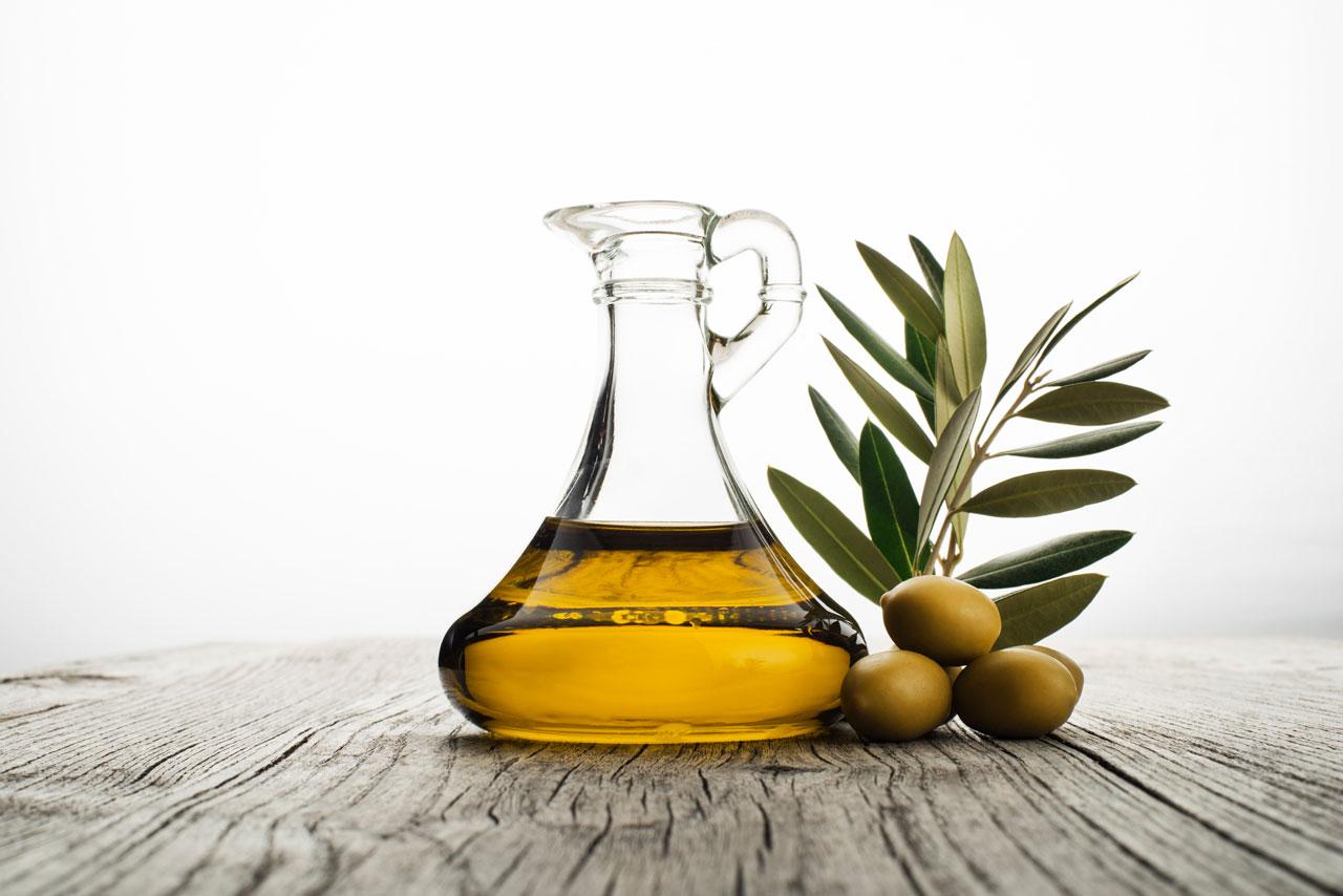 Aceite de Oliva para Problemas de Hígado