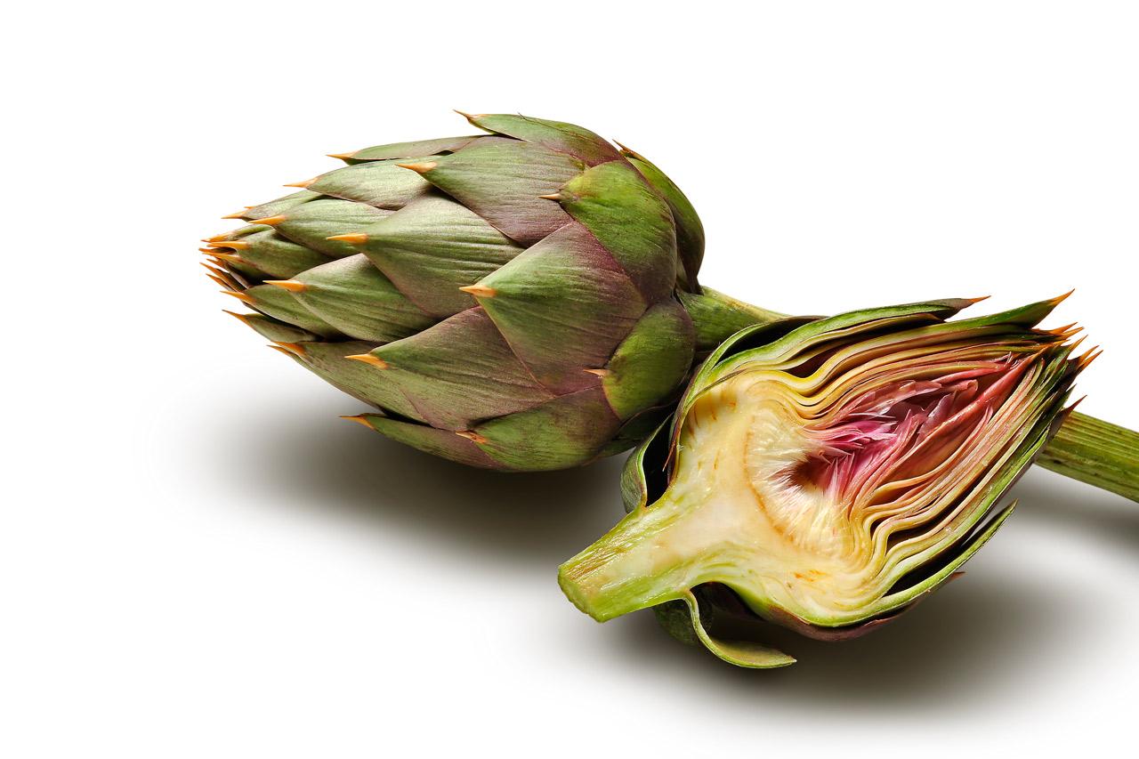 Remedio de Alcachofa para el colesterol