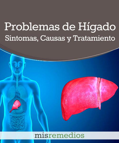 Problemas de Hígado