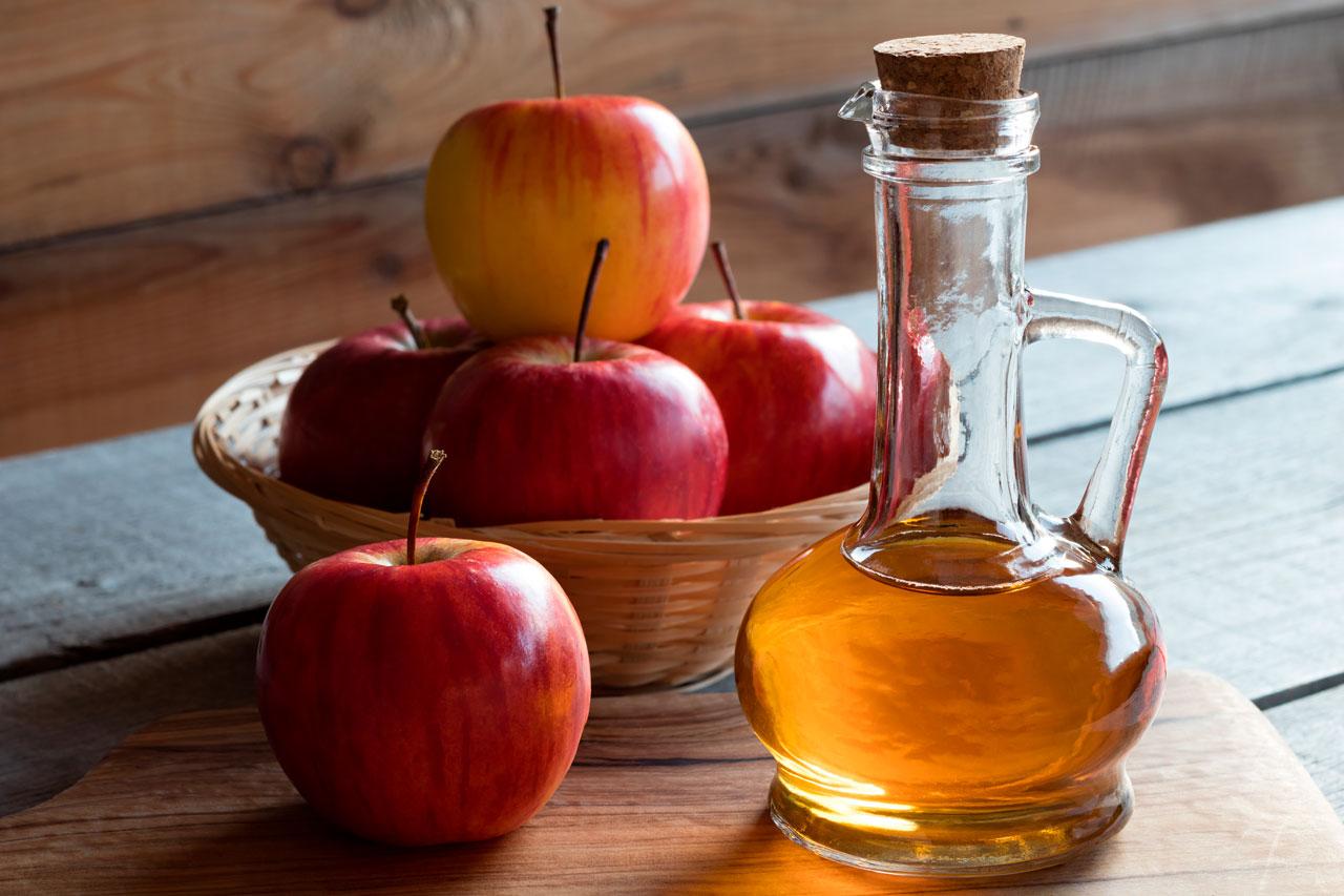 Vinagre de Manzana para la Sudoración Excesiva