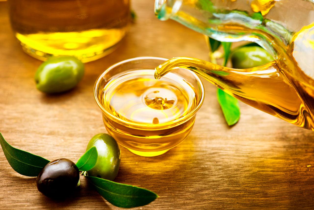 Aceite de Oliva para Quemaduras