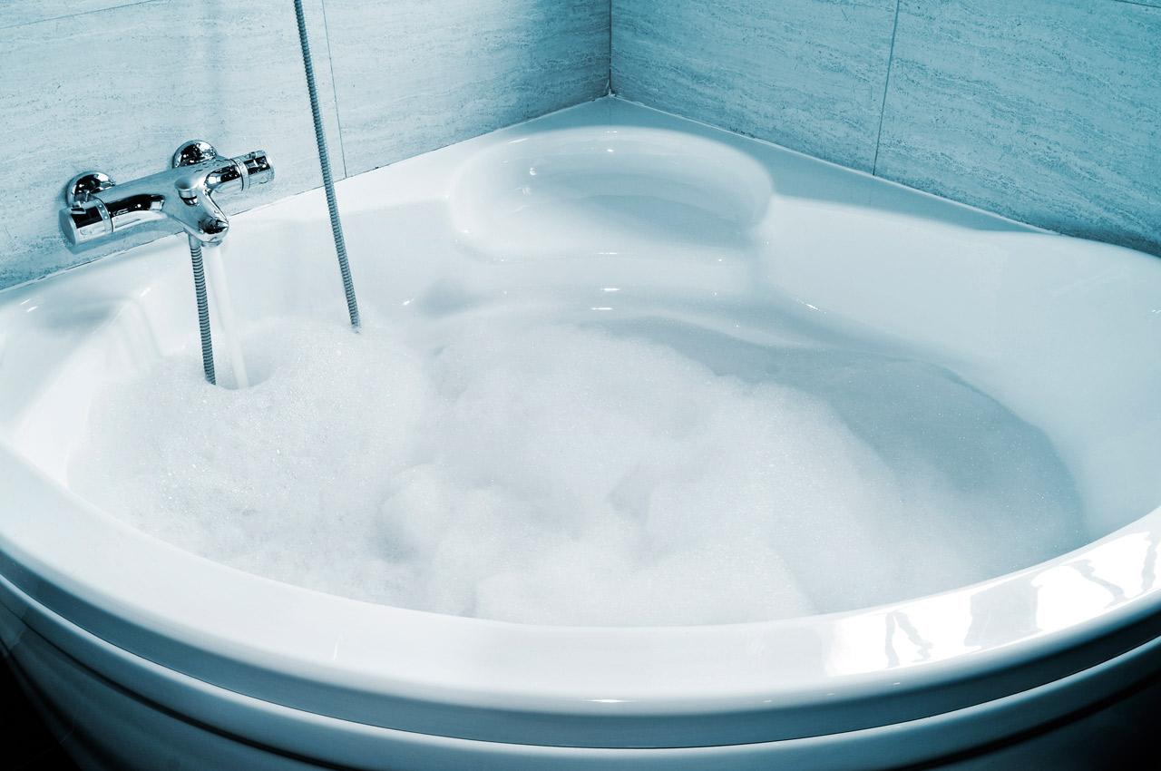 Remedio de baños de asiento para la próstata inflamada