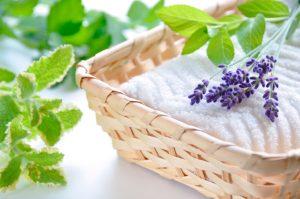 baño-hierbas-lavanda-menta