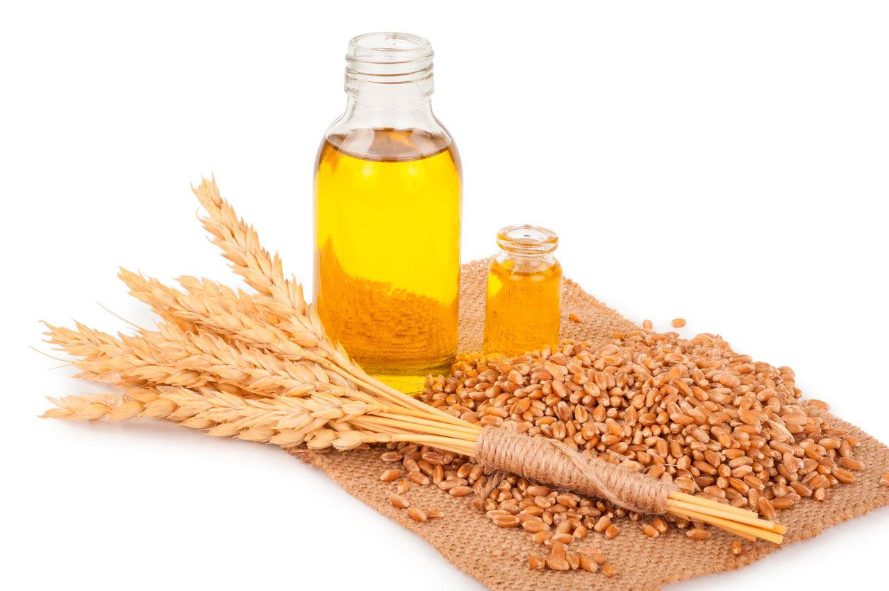 Aceite de Germen de Trigo, Aceite de Ricino y  Miel para las Uñas Frágiles o Quebradizas