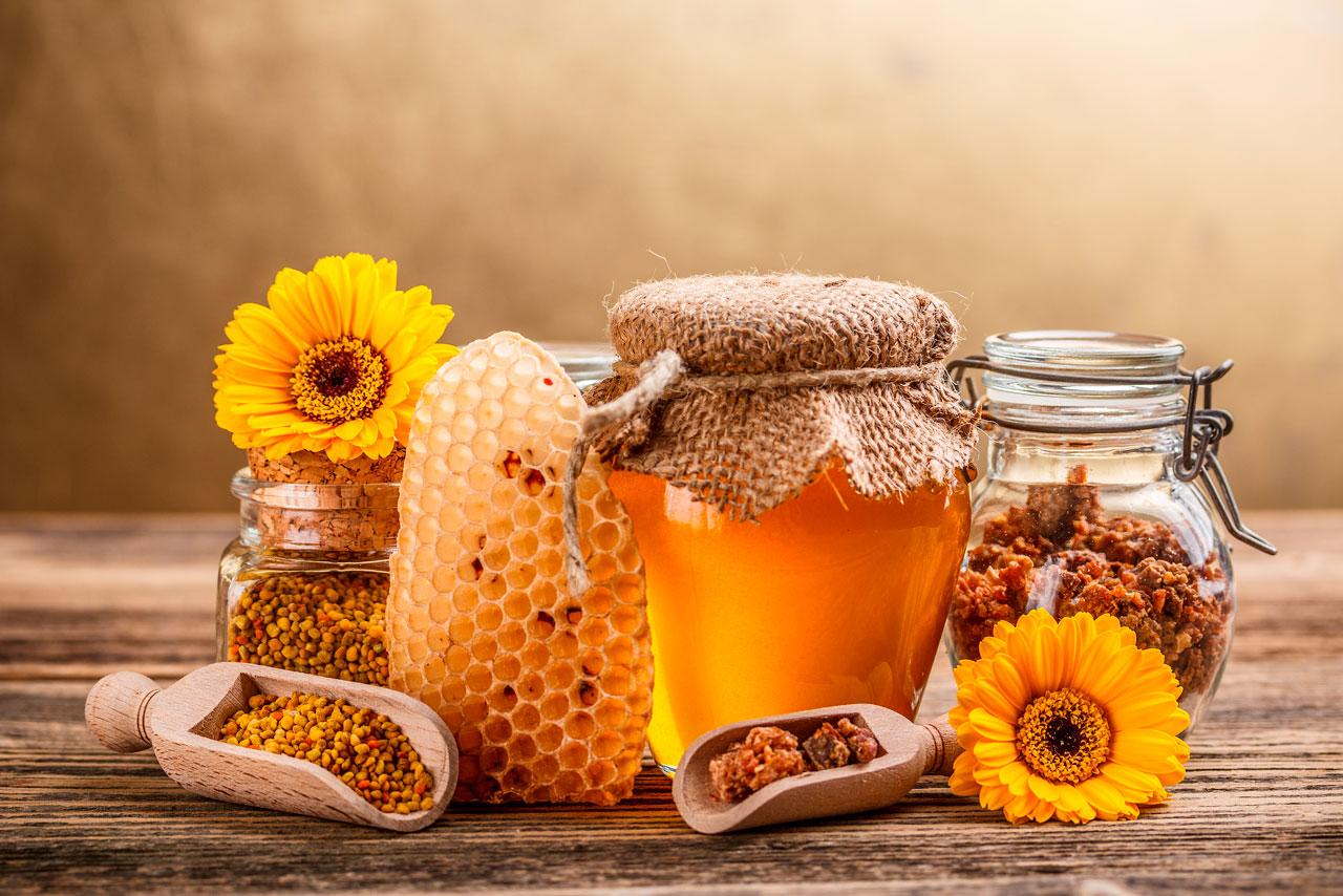Miel y Pimienta para la Tos con Flemas