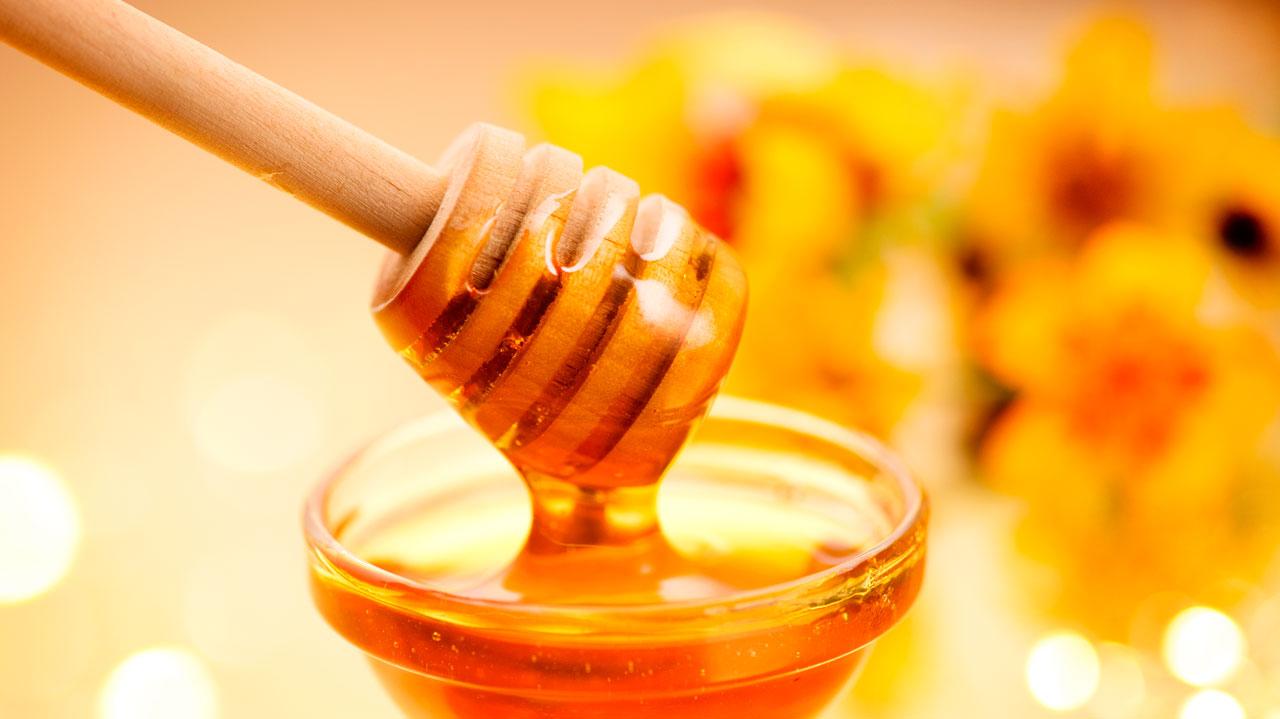 Miel para la Tos con Flemas