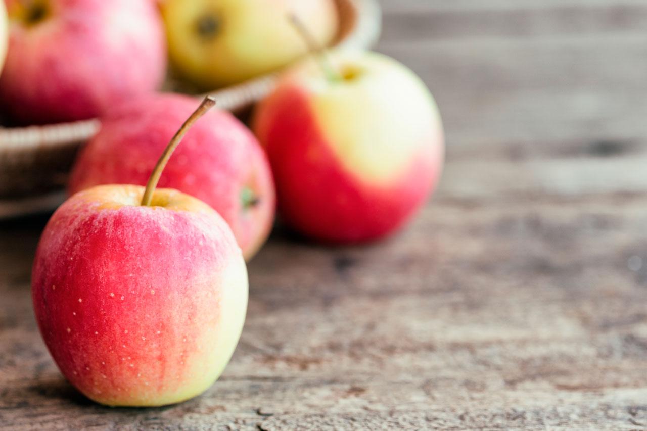 Vinagre de Sidra de Manzana para las Uñas Quebradizas
