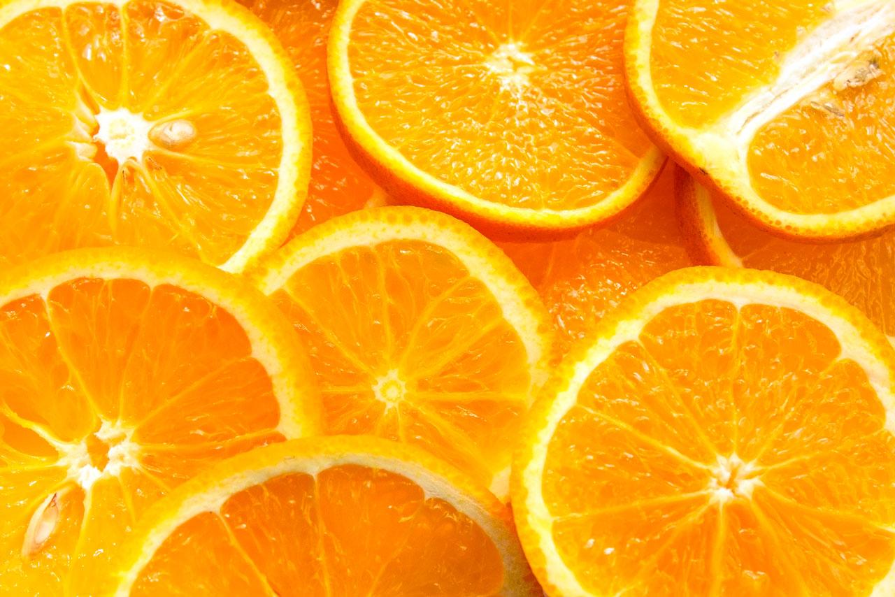 Naranja, Azúcar y Aceite de Almendras para las Uñas Frágiles o Quebradizas