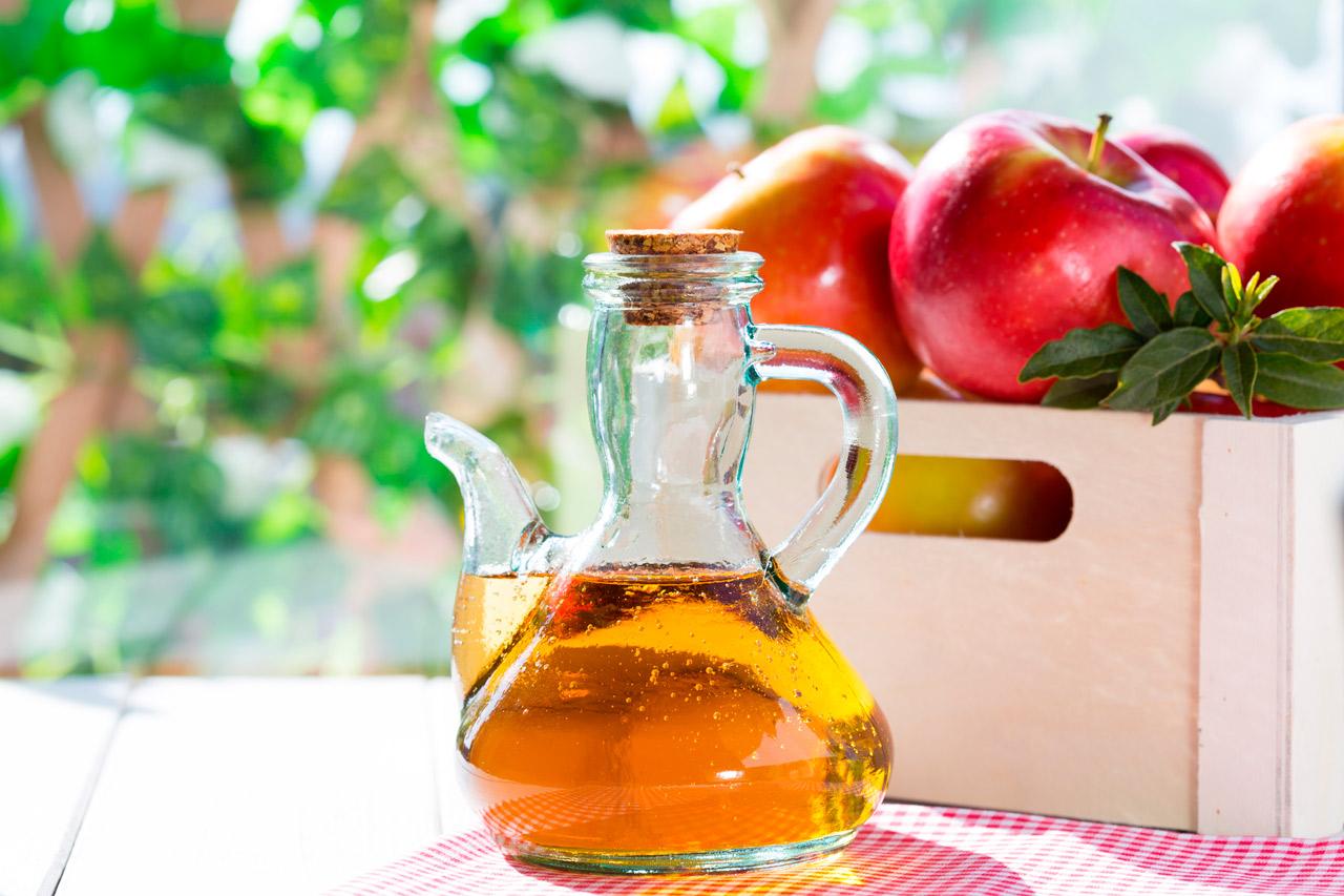 Vinagre de Manzana para el Pie de Atleta