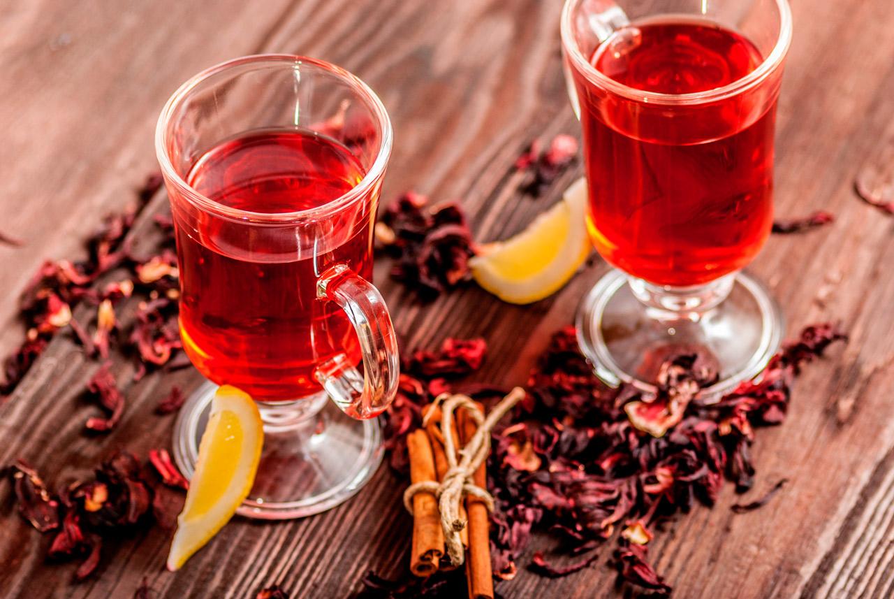 Remedio de Infusión de Hibisco y Canela para la Hipertensión