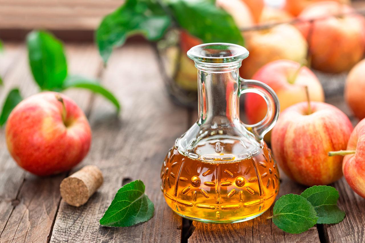 Vinagre de Manzana y Tomillo para Acabar con los Piojos