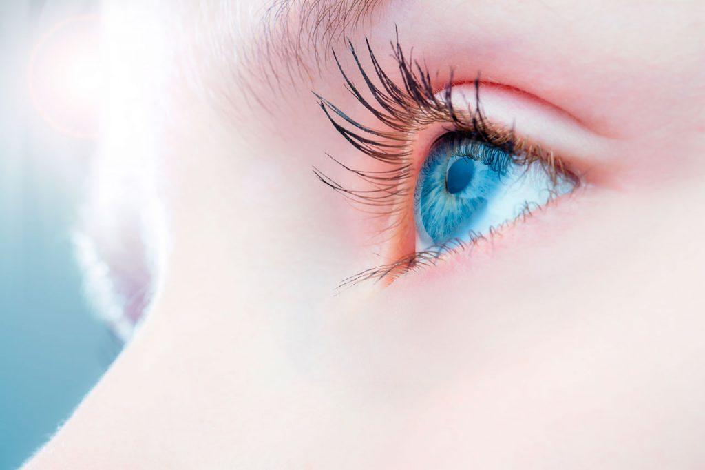 Los pómulos la corrección la cosmetología