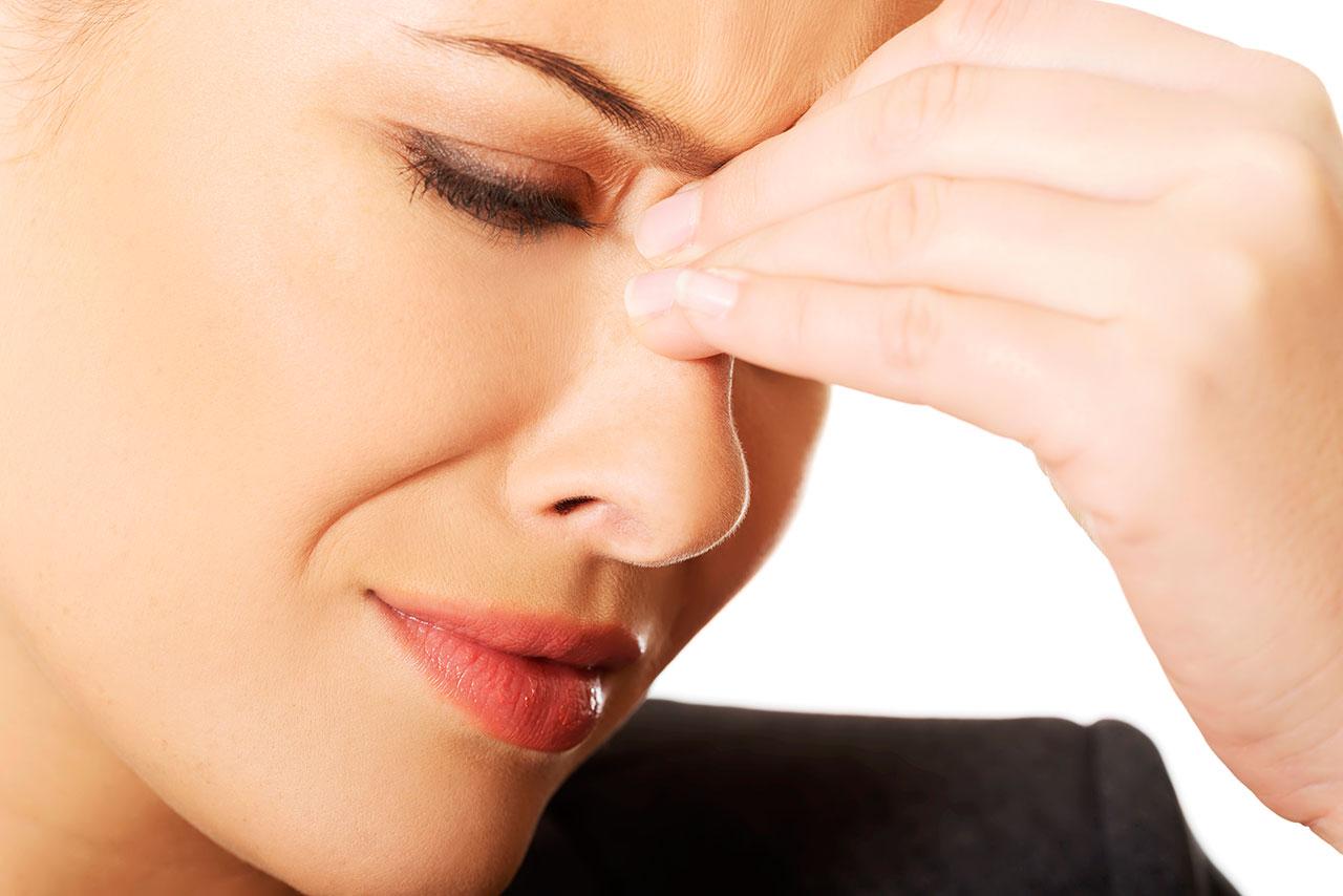 Resultado de imagen para sinusitis