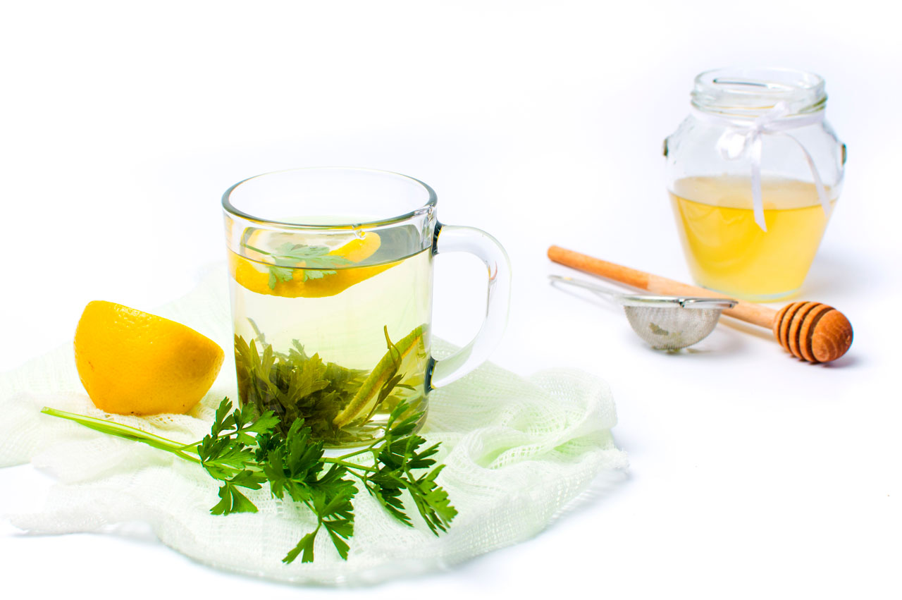 Perejil, Limón y Miel para Depurar los Riñones