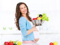 Embarazada-verdura-fruta