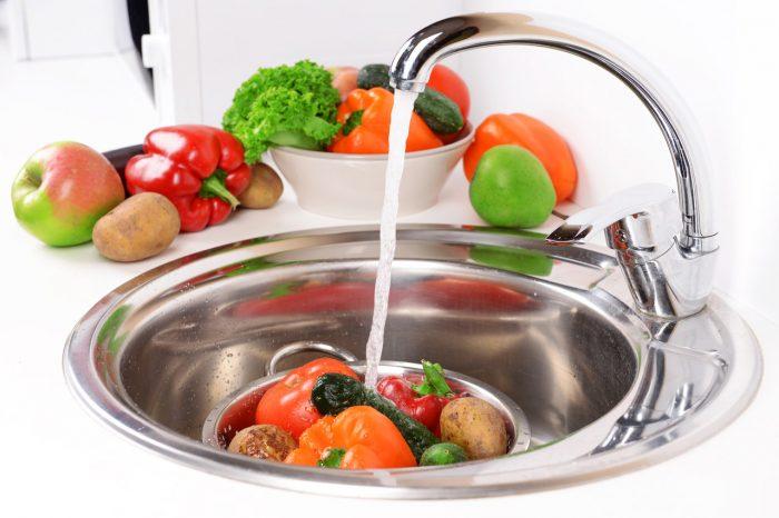 Lavar-verduras