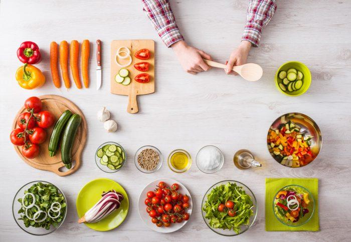 verduras-comida-cena-sana-peso-dieta
