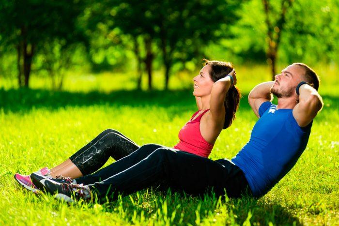 ejercicio-abdominales-adelgazar-perder-peso-vida-saludable