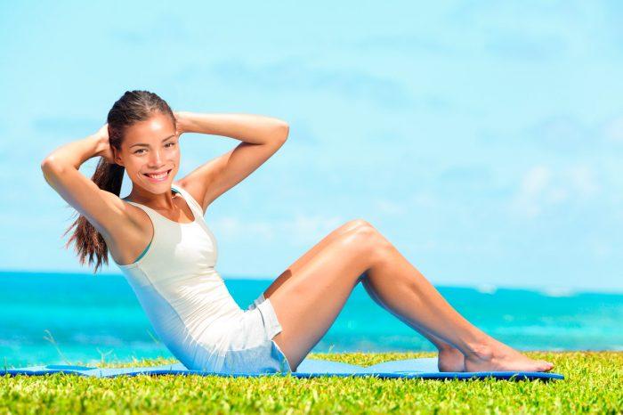 ejercicio-abdominales-laterales-vientre-plano-perder-peso-adelgazar