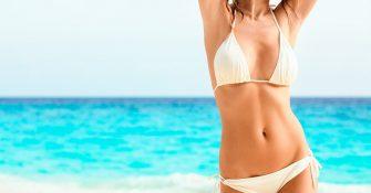 playa-cuerpo-piel-belleza-vientre-plano-sol-bikini