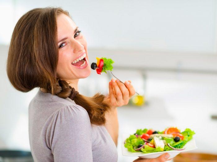 Image result for girl eating vegetables,nari