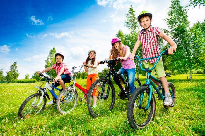 niños-obesidad-infantil-ejercicio-bicicleta-ciclismo