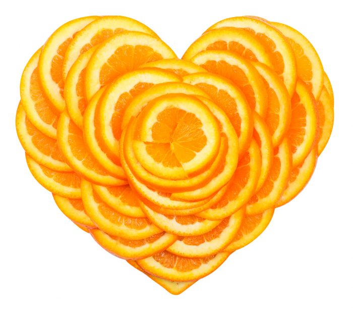 naranja-corazon