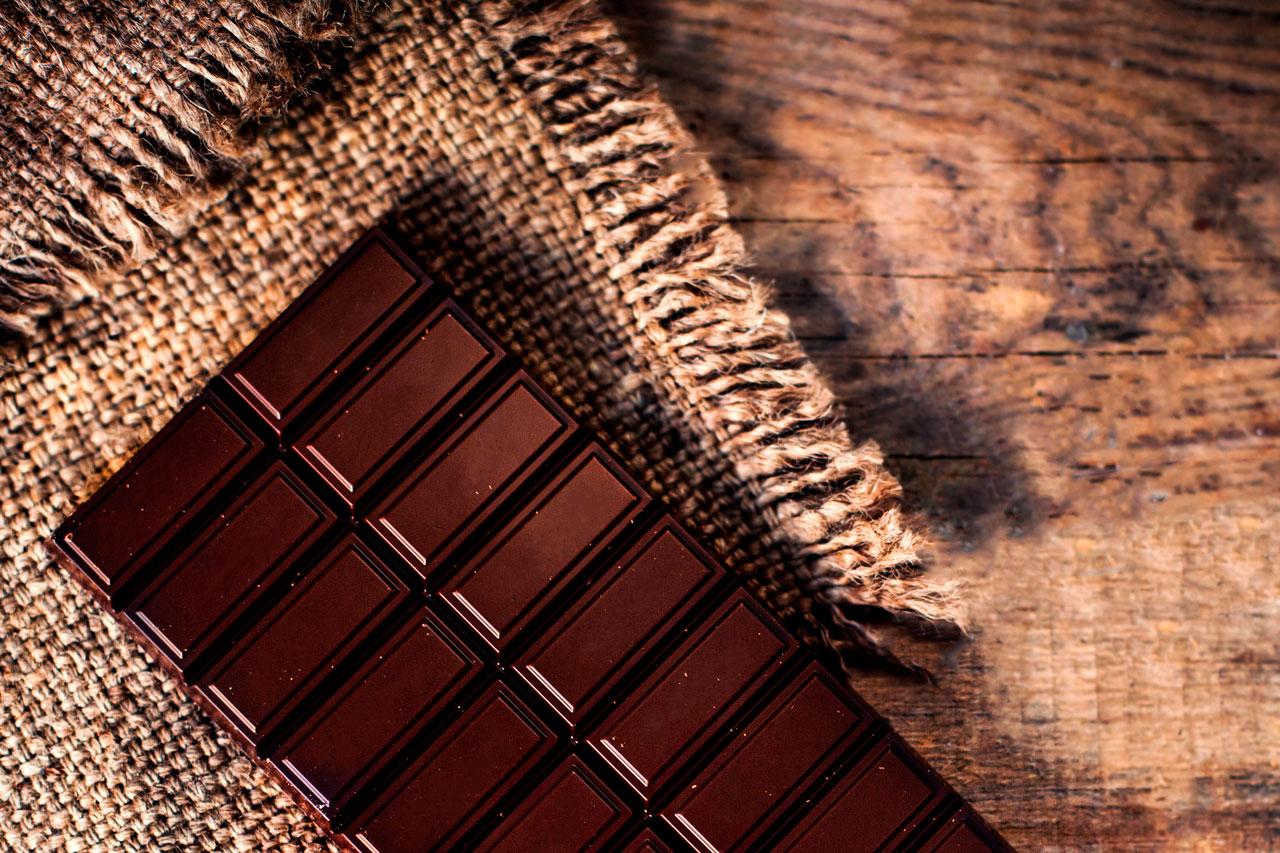 Chocolate Negro para la Tos