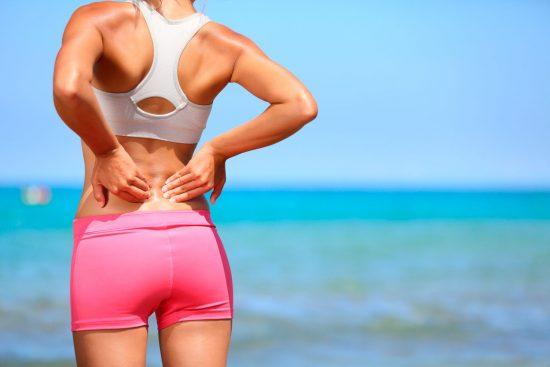 Dolor en la Zona Inferior de la Espalda (Lumbalgia): 10 Remedios Naturales para Combatirlo