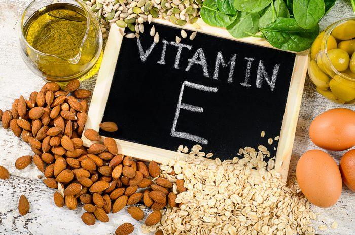 Resultado de imagen de vitamina e