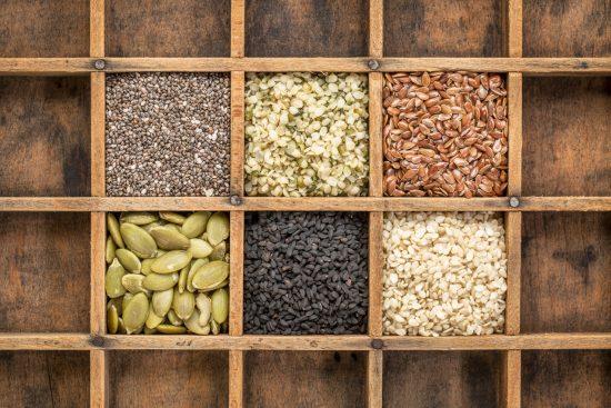 Descubre las 10 Semillas con más Beneficios para Tu Cuerpo