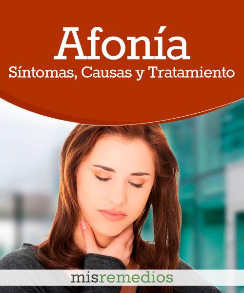 Afonía
