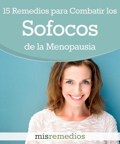 Combate los Sofocos de la Menopausia con estos 15 Remedios Naturales