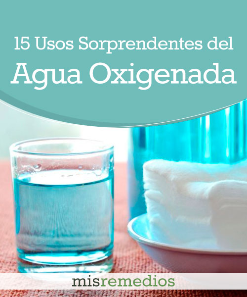 15 Increíbles Usos del Agua Oxigenada que Desconocías