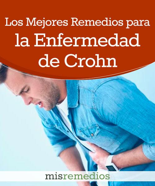 Enfermedad de Crohn: Descubre Qué Es y Cuáles Son los Mejores Remedios para Combatirla