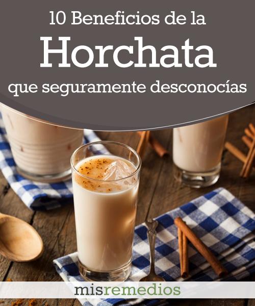 10 Beneficios de la Horchata que Seguramente Desconocías