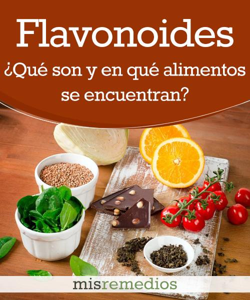 Flavonoides: ¿Qué Son y en Qué Alimentos se Encuentran?
