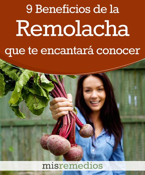 9 Beneficios de la Remolacha que te Encantará Conocer