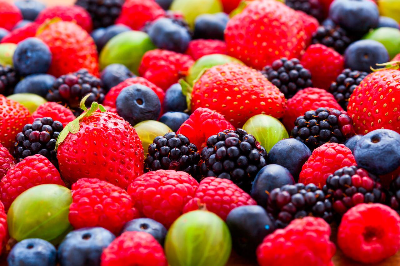 Descubre los 12 impresionantes beneficios de los frutos rojos for Arbol de frutos rojos pequenos