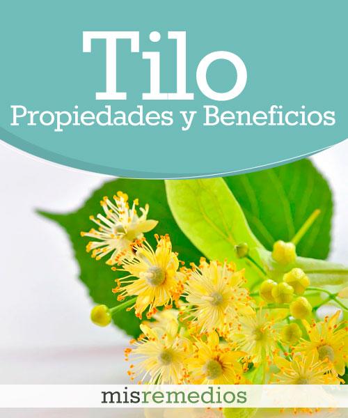 Tilo: Propiedades, Beneficios y Para Qué Sirve