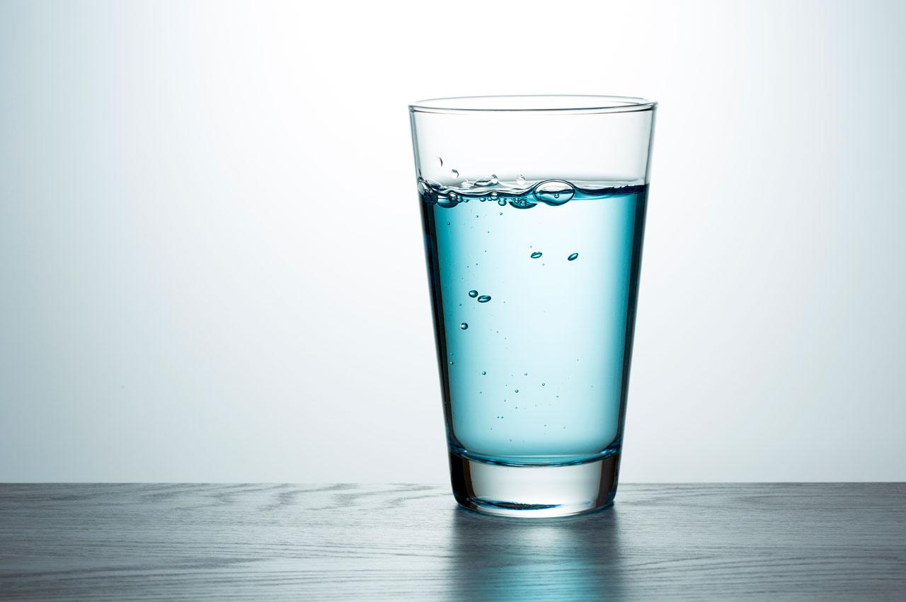 Agua para la Tos con Flemas