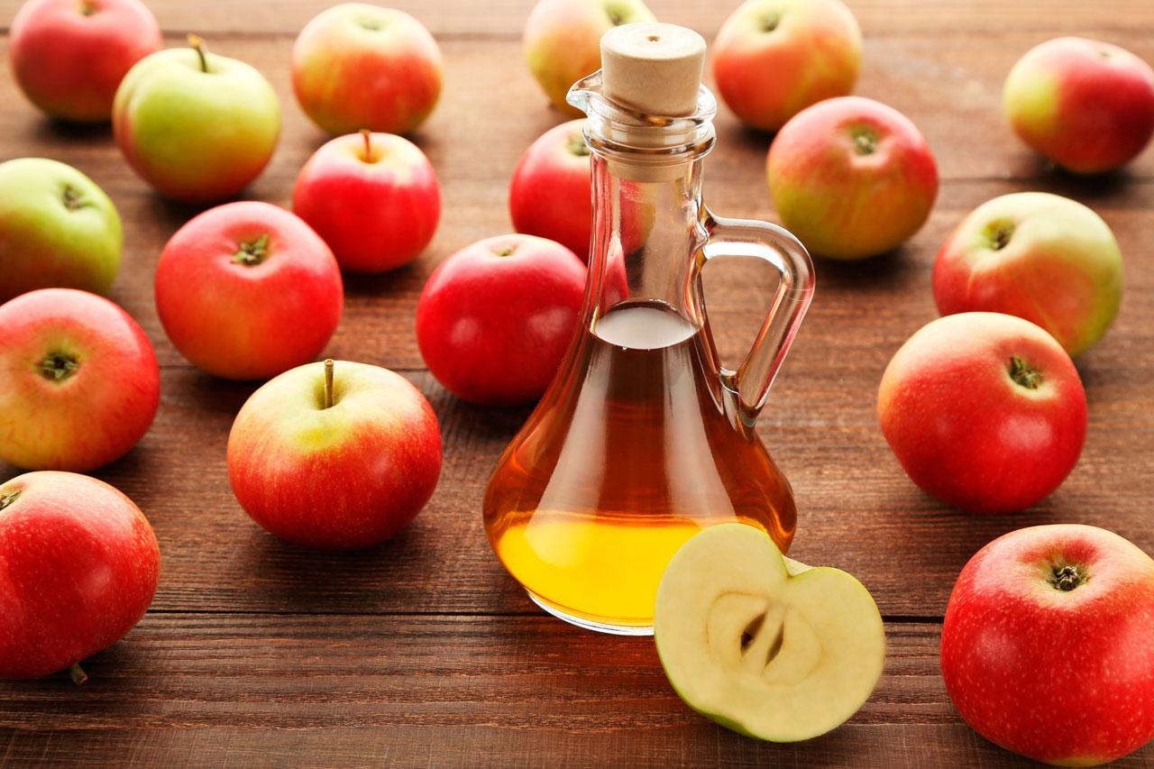 Vinagre de Manzana para los Piojos