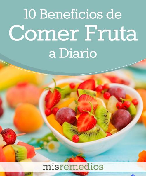 10 Beneficios de Comer Fruta a Diario que te Encantará Conocer