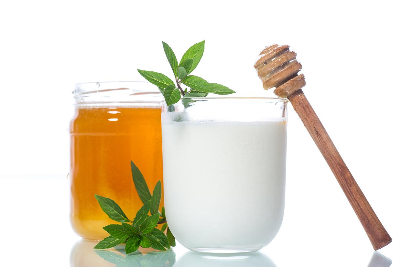 Miel, Aceite de Oliva y Yogur para el Eritema