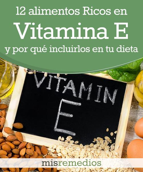 Descubre 12 alimentos Ricos en Vitamina E y por qué Deberías Incluirlos en tu Dieta si Aún no lo Haces