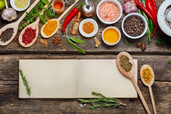 10 Especias y Condimentos Saludables que Puedes Utilizar en tu Cocina