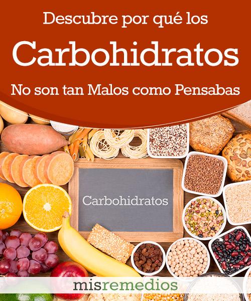 Descubre por qué los Carbohidratos no son tan Malos como Pensabas