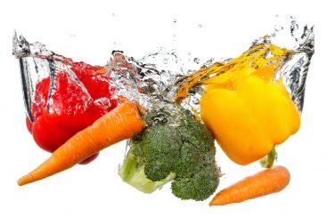 La Guía Definitiva para Lavar la Fruta y la Verdura de Forma Correcta